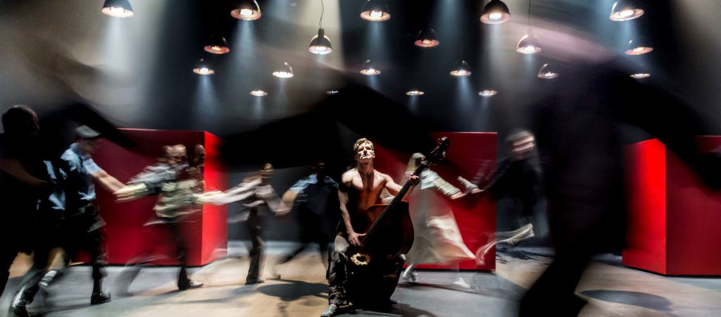 MEASURE FOR MEASURE, Cheek by Jowl, Directed by - Declan Donnellan, Paris, 2015, Credit: Johan Persson